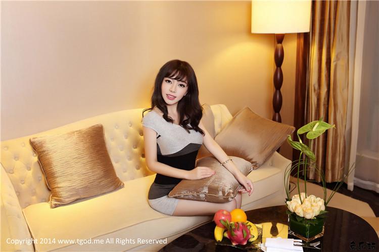[TGOD推女神]大众推女神@刘飞儿Faye写真,带你领略五星级的风光《女神去哪儿》(59P)