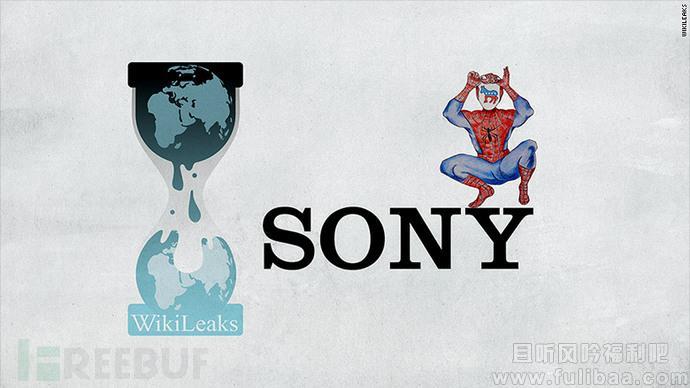 维基解密公开2014年索尼入侵事件泄密数据