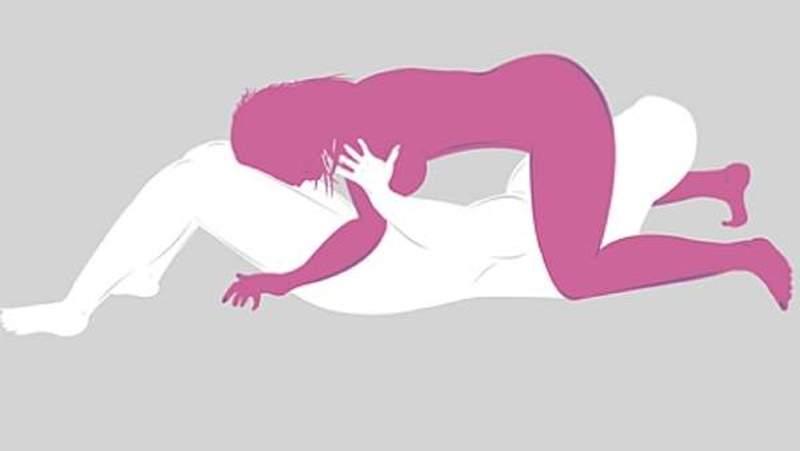 做爱姿势《口爱68式》其实还有一种床上功夫叫做70式!