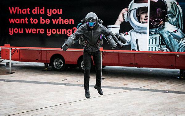 现实版钢铁侠飞行器,要不要来穿上试一试?