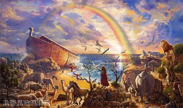 诺亚方舟残骸被发现 传说中的飞船难道真的存在?
