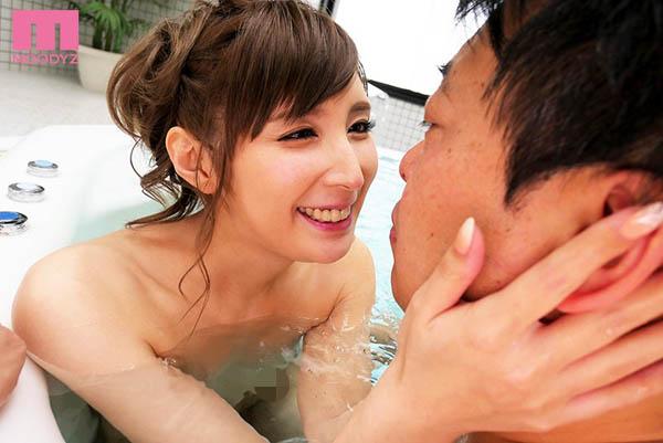 MIDE-661 :挑战风俗界!仲村みう(仲村美羽)被吉村卓中出了!