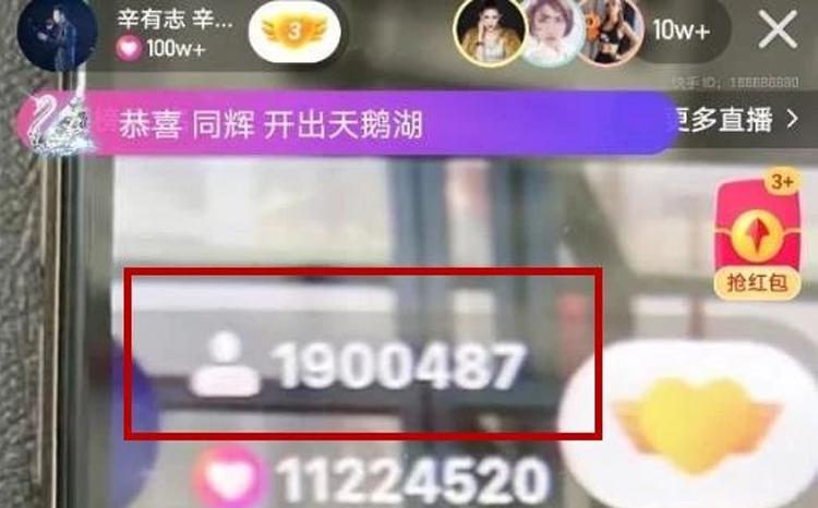 辛巴破7000万粉丝落泪跪谢粉丝!