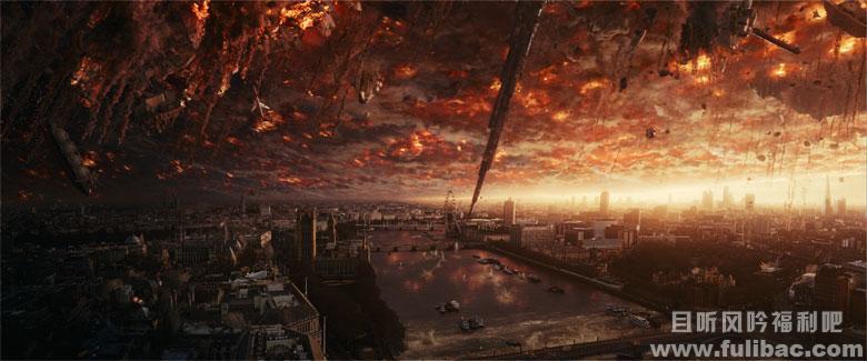 《独立日2:卷土重来》重装上阵 外星人装上杀毒软件杀向地球