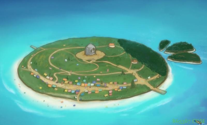 伍六七第3季,希义等刺客都确定留在小鸡岛,果然是小号岛啊