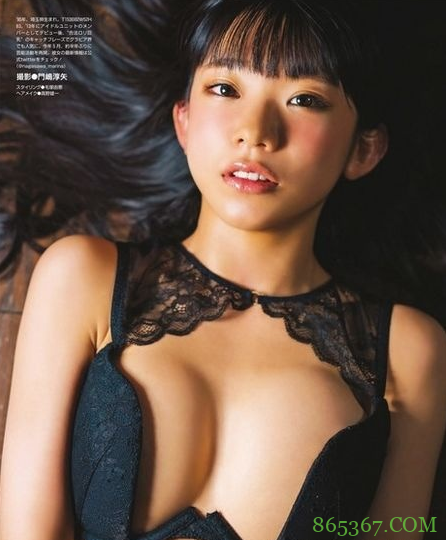 长泽茉里奈最新写真集 巨乳萝莉挑战裸露界线