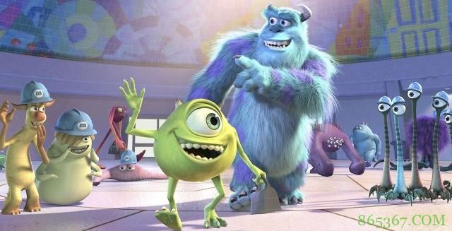 迪士尼最新动画影集《怪兽上班》 年底将上架平台Disney