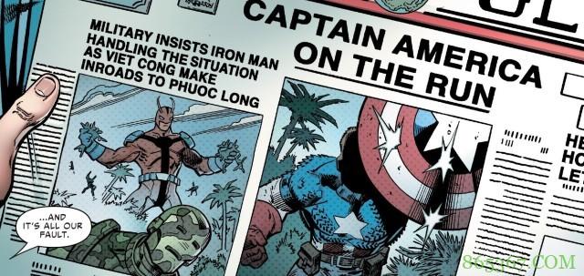 漫威漫画《蜘蛛人生平故事》第2期 重新诠释70年代复制人
