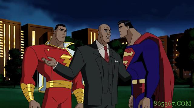 雷克斯怎么抹黑超人 雷克斯利用沙赞(惊奇队长)了吗