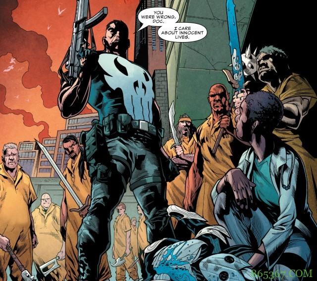 《十界之战》制裁者守护街道安全 与罪犯合作拯救无辜者生命