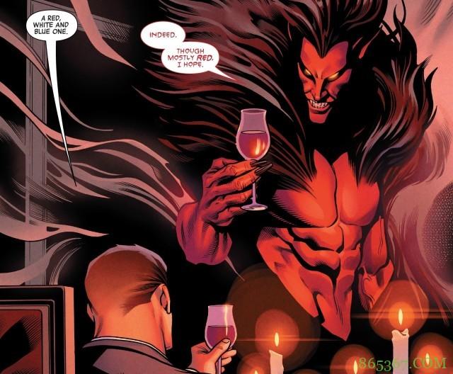 《十界之战》揭开复活秘密 恶魔梅菲斯托为什么复活考森干员