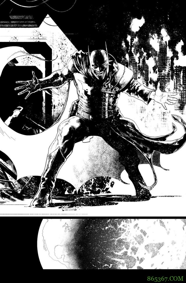 蝙蝠侠与超人合作漫画《Batman/Superman》 携手对抗大笑蝙蝠侠