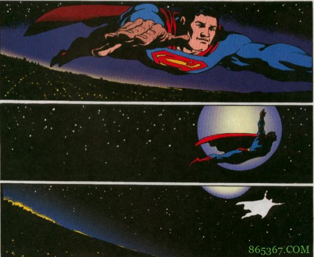 《黑袍纠察队》作者笔下的超人形象 超人救人失败陷入困惑