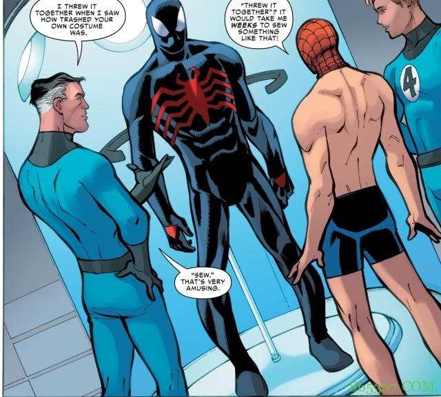 漫威八十周年计划 将粉丝提供原案版蜘蛛人服装列入漫画正史
