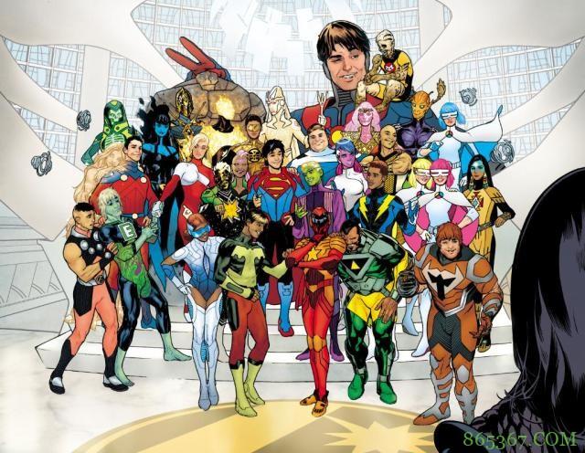 DC宇宙超级英雄军团成员 32世纪超级英雄探讨未来魔法