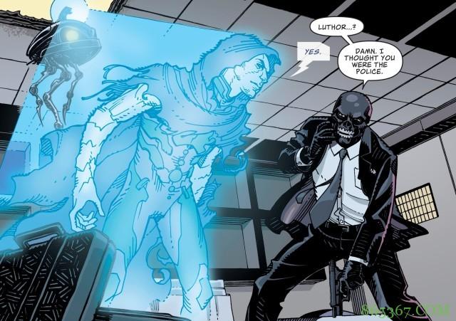 DC恶棍年最可怕人物是谁 布鲁斯为什么变成超级恶棍