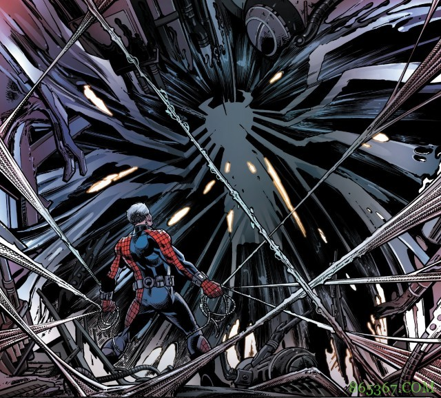 《蜘蛛人:生平故事》结局 英雄内战结束彼得成为正义使者