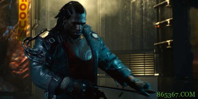 冒险游戏《电驭叛客2077》 第一人游戏视角引争议
