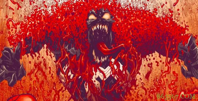 《绝对屠杀》第3期 班纳被猛毒附身成最强大的人