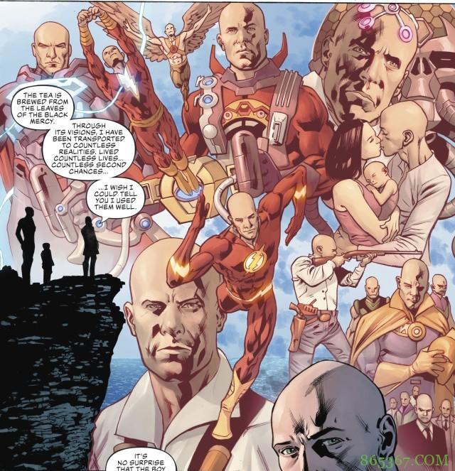 小雷克斯多元宇宙之旅 见到多个版本雷克斯不断反思自己