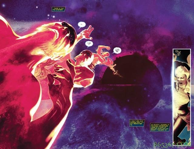 《女武神:珍‧佛斯特》第三回 守护女武神毁灭龙牙剑