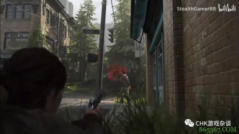 2020争议游戏《最后生还者2》:仇恨没有终点