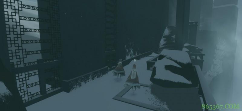 索尼PSN游戏《风之旅人》 遇见陌生人完美通关