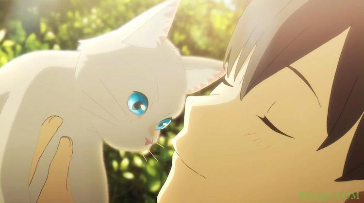 日本最新动画电影《无限》 奇幻青春爱情充满神秘感