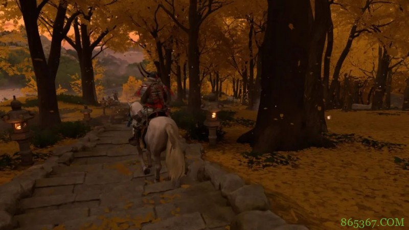 动作冒险游戏《对马岛之魂》怎么样 舒服2字总结了玩家心得