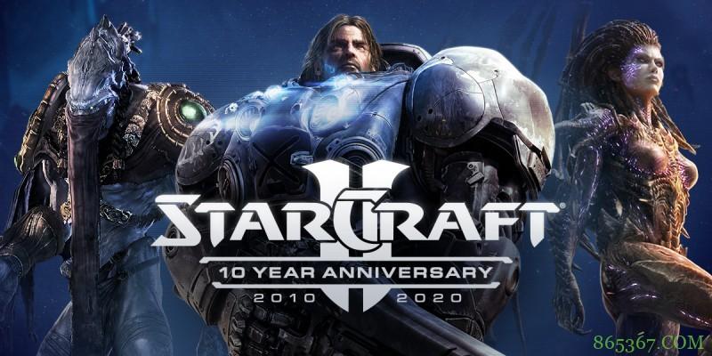 《星海争霸2:自由之翼》上市十周年 玩家可免费体验解锁全新播报员