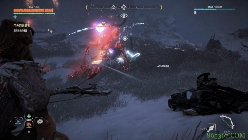 机械世界《地平线:期待黎明》 SIE第一方游戏首次登上PC