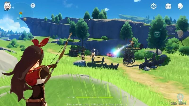 角色扮演游戏《原神》 被疑抄袭《萨尔达:旷野之息》引发争议