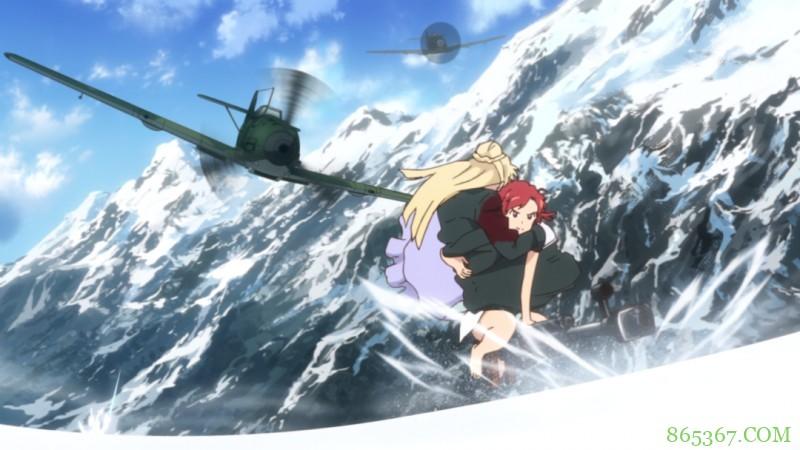 《终末的伊泽塔》是日本人拍的抗德神剧吗 看美少女骑大长枪爆锤德三