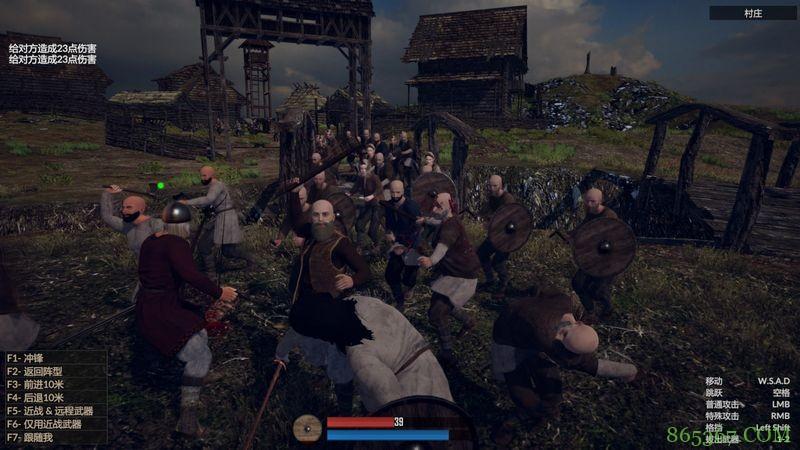 《维京之路》EA版试玩报告 简单暴力的海上骑砍