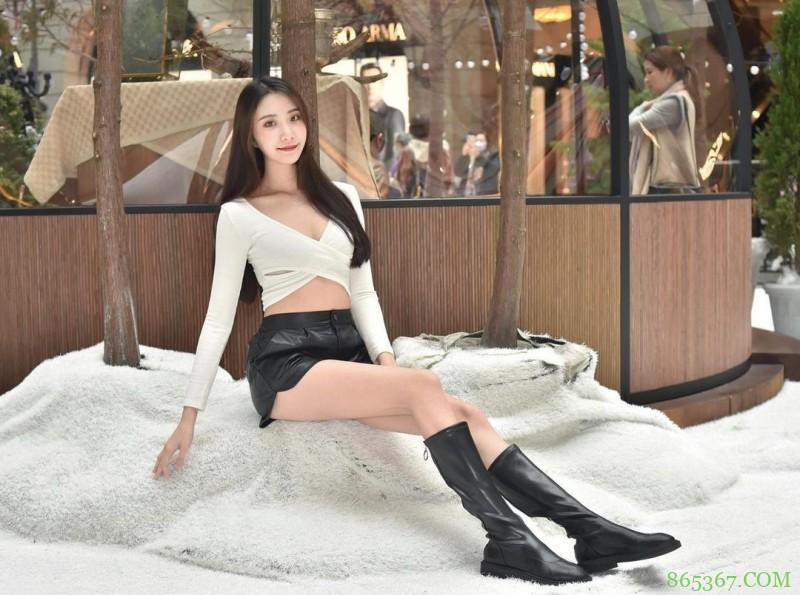 逆天长腿舞姬「Wendy宛璇」点燃红磨坊狂欢夜性感热舞