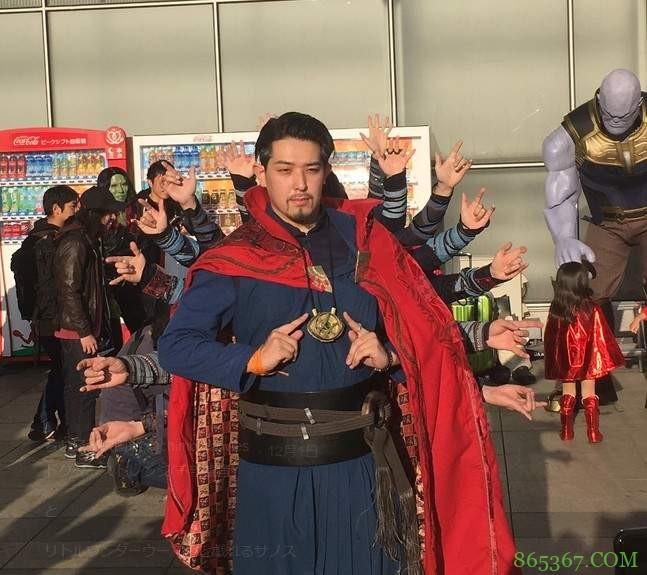 2018日本东京动漫展 超级英雄亲临Comic Con嗨爆全场
