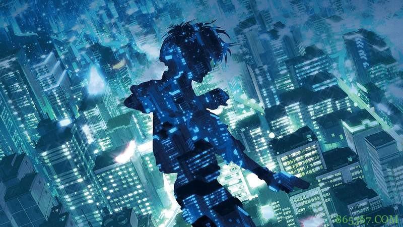 《攻壳机动队 SAC_2045》最新情报 采用3DCG技术预计2020全球上映