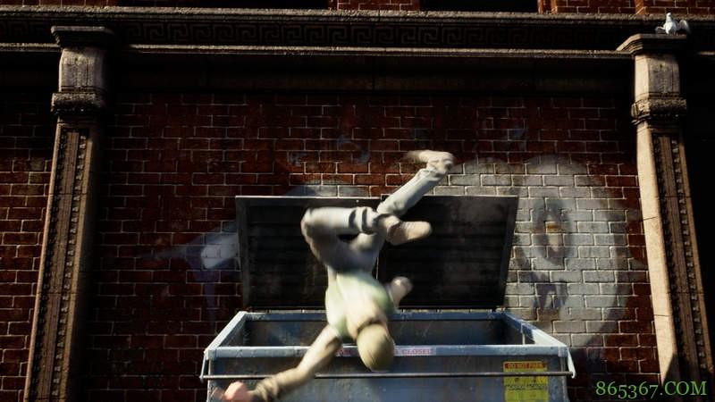 Ragged Games推出乞丐模拟器 体验流浪汉用鸽子召唤龙卷风