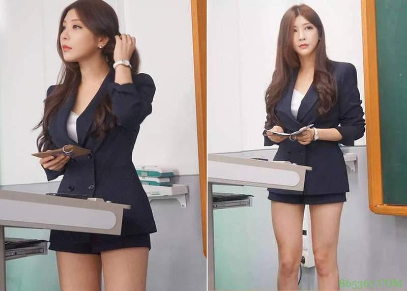 韩国BJ女主播朴贤书 胸器妹泰国旅游照性感又清凉