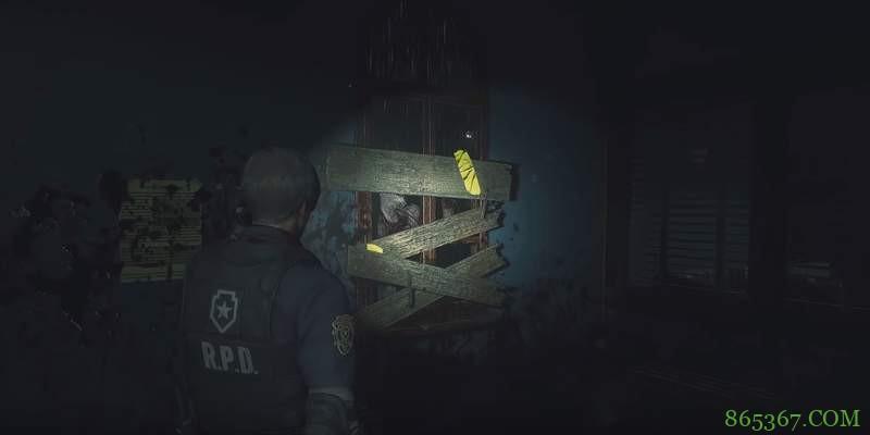《恶灵古堡2重制版》27个设定实验 玩家会被僵尸攻击吗