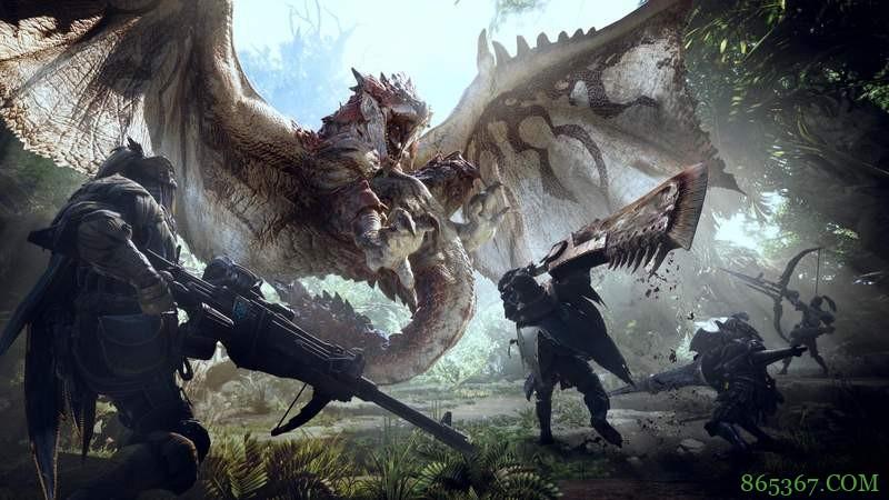 真人版《魔物猎人》杀青 狩猎解禁令人玩家期待