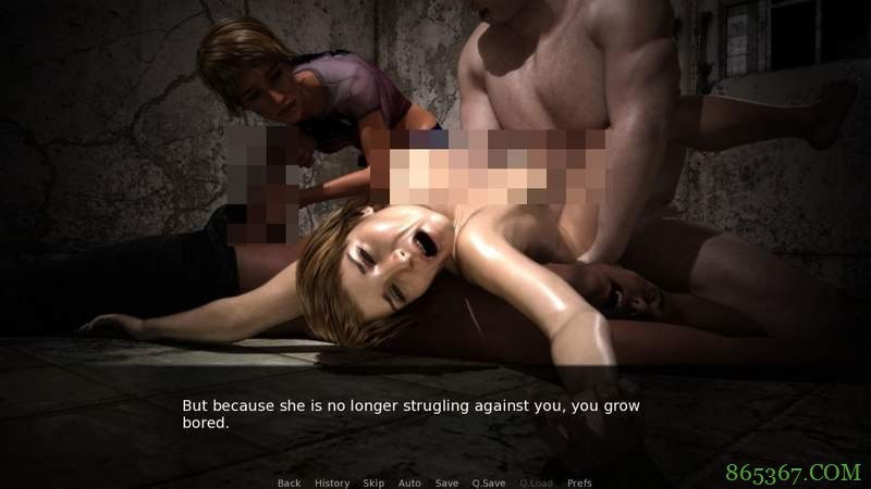 Steam拒绝上架《Rape Day》 暴力独立游戏引发玩家论战