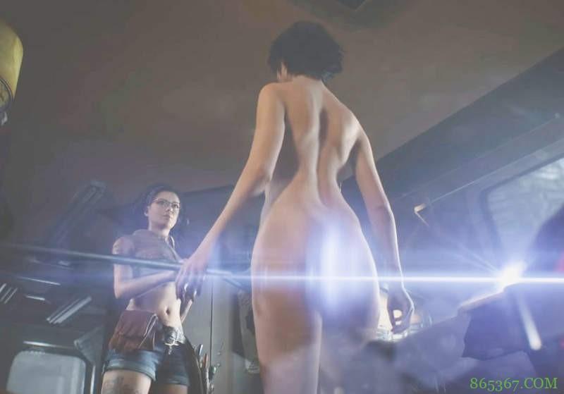 和谐版《恶魔猎人5》 网友笑称:激光从屁股里发射