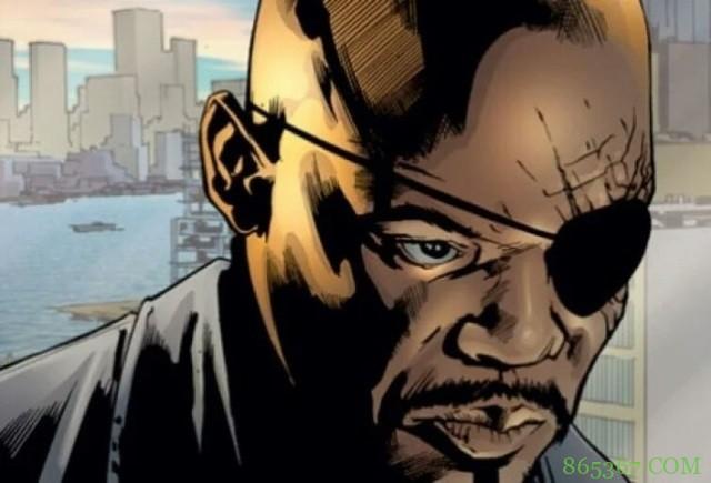 漫画中尼克弗瑞怎么失去一只眼睛 二战中士失去眼睛有三个版本