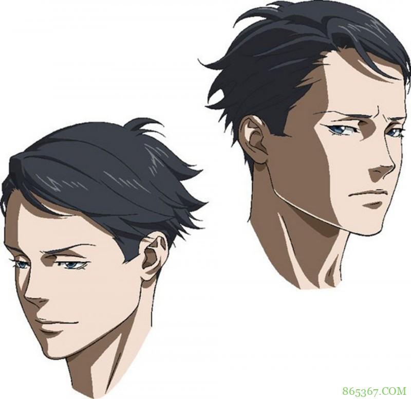 《PSYCHO-PASS》第三期将于今年10月开播 新主角角色设定图公开