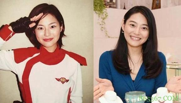 网友分享奥特曼部分女演员现状,丽娜面容苍老,水原变化不大