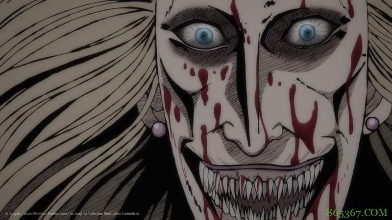 手游《第五人格》与恐怖动漫《伊藤润二惊选集》IP联动 玩家体验神秘暗黑
