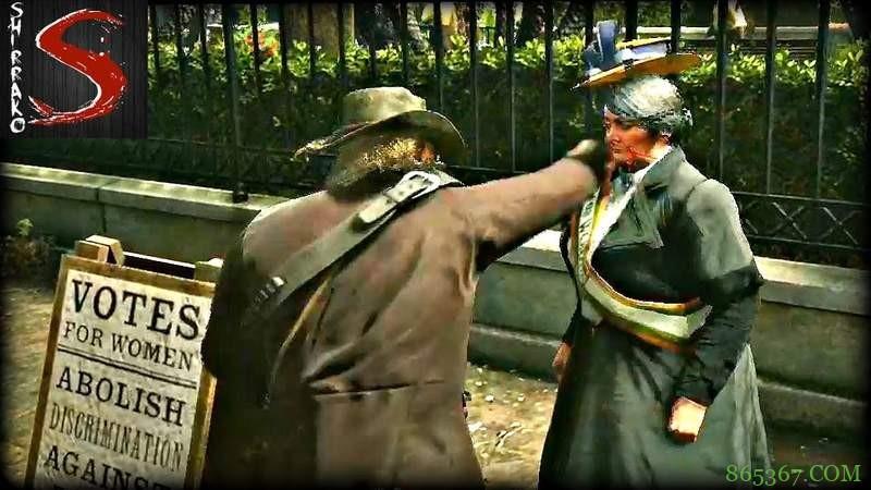 超拟真游戏《碧血狂杀2》 虐杀女权主义者惹争议