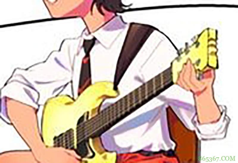 """最新动画《SSSS.GRIDMAN》插画吉他握法若争议 """"乐器警察""""被批太无聊"""