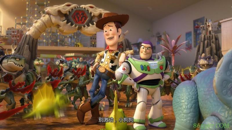 《玩具总动员4》首发电影海报 前导预告结局令人担忧